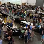 An overview of Brickworld at the Florida State Fairgrounds / Courtesy of Brickworld