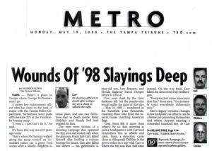 As published in The Tampa Tribune